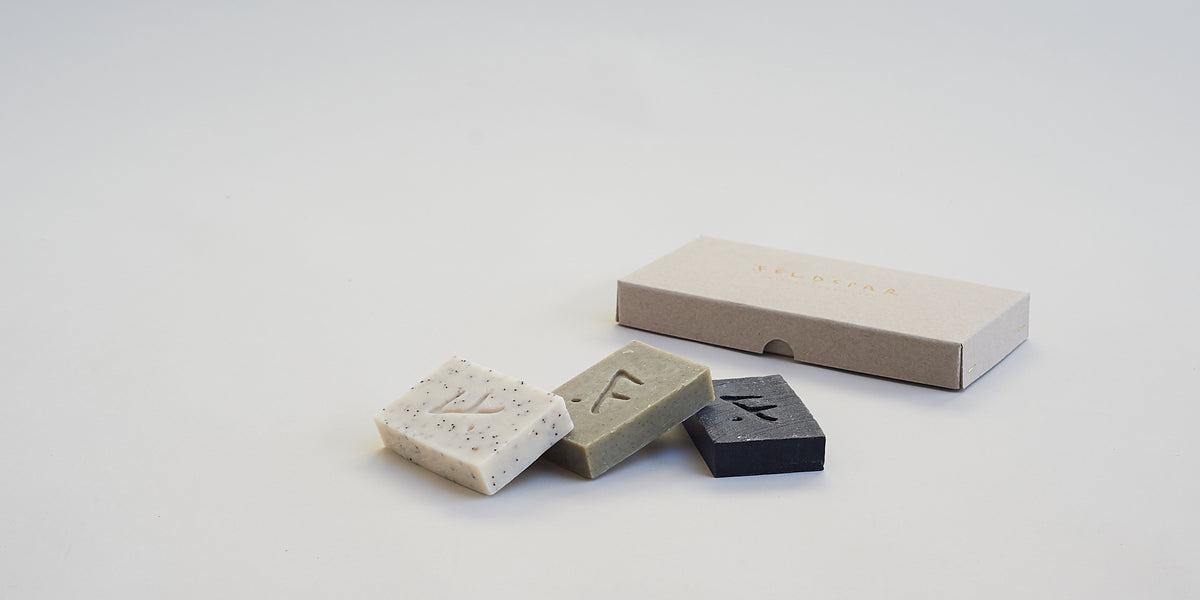 Feldspar Soap Selection