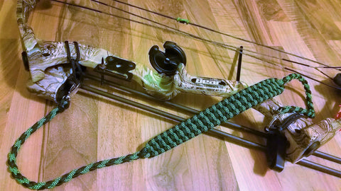 Youth Bow Shoulder Sling - Ladder Weave