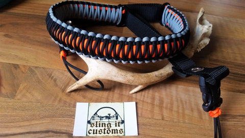 Adjustable Bow Shoulder Sling - Double Cobra Weave