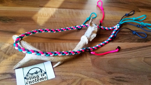 Game Call Lanyard - Round Braid Weave