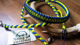 Binocular Lanyard - Cobra with Microstitching Weave