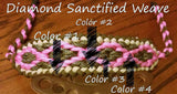 Binocular Lanyard - Diamond Sanctified Weave