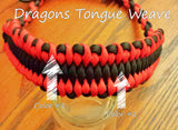 Bracelet - Dragons Tongue Weave - SlingIt Customs - 2