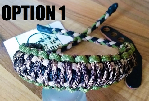 Subalpine - Bow Wrist Sling (7 Options)