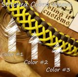 Binocular Lanyard - Stitched Cobra Weave - SlingIt Customs - 10