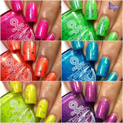 Fruity Flakies collection