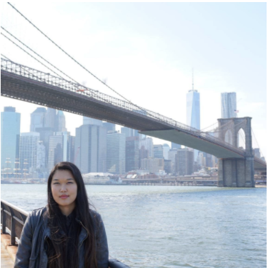 Meet Erin Mayoyo, our summer intern