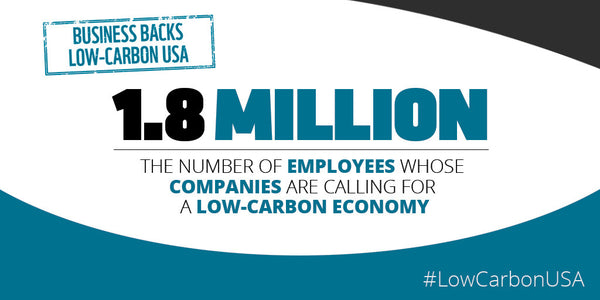 We Stand Stronger Than Ever Behind a #LowCarbon USA