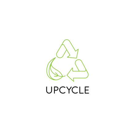 Upcycling & Being Diligent When Considering Waste Streams