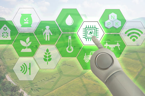 Manufacturing agriculture technology