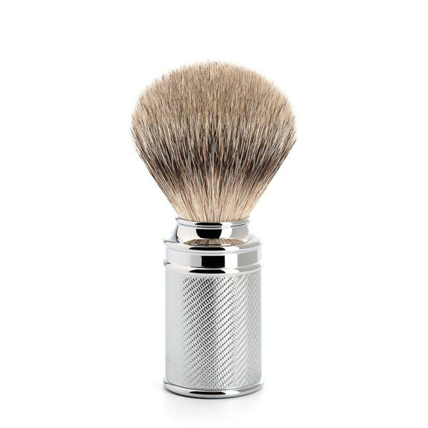 Mühle Silvertip Barberkost, 21 mm, Chrome