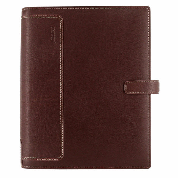 Filofax Holborn Brown