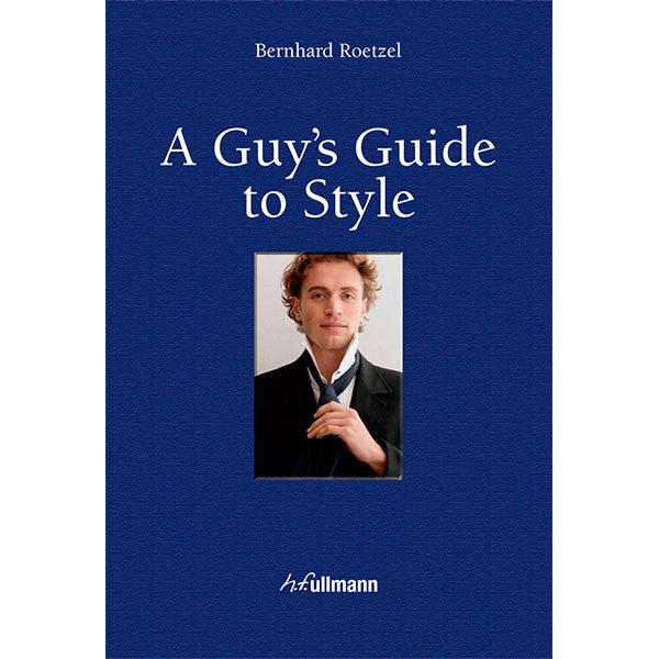 A Guy´s Guide to Shoes af Bernhard Roetzel om klassisk herrestil. Ullmann Publishing.