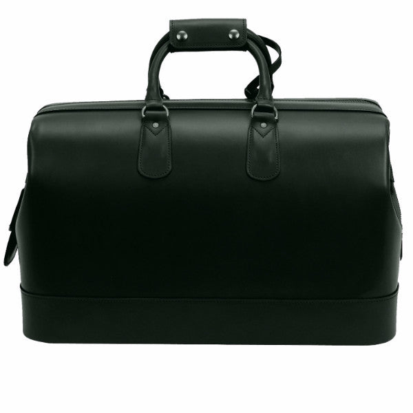 Swaine Adeney Cambridge Holdall - Black