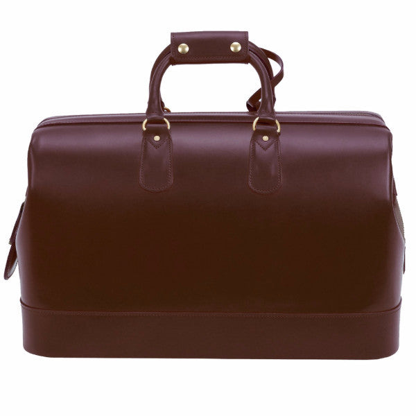 Swaine Adeney Cambridge Holdall - Havana