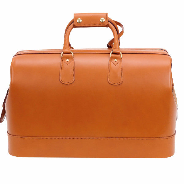 Swaine Adeney Cambridge Holdall - London Tan
