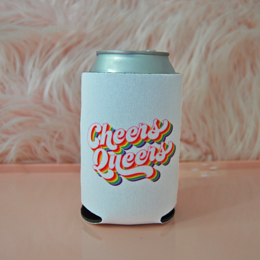 Cheers Queers Koozie
