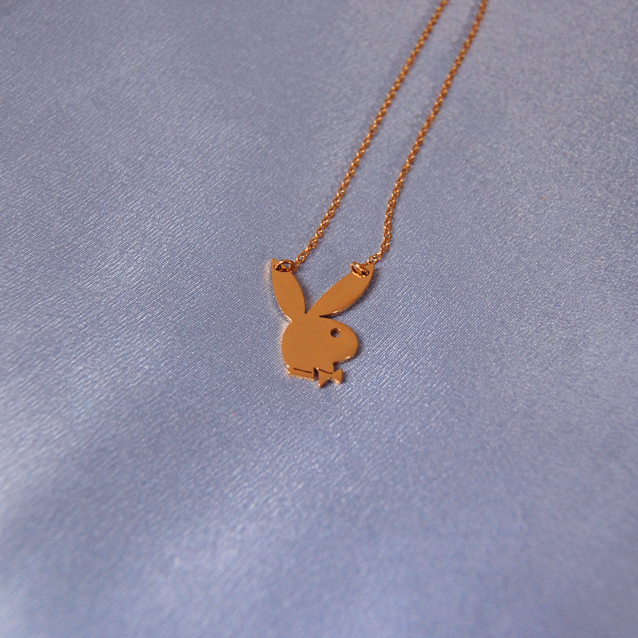 Bunny Necklace