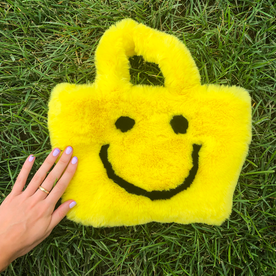 Smiley Purse