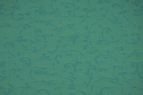 Circle Twist Turquoise - Endoflinefabrics