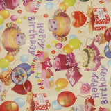 PVC Happy Birthday - Endoflinefabrics