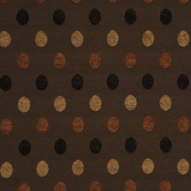 Spots Brown - Endoflinefabrics