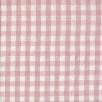 Academy Clairtex - Chester Pale Pink White - 2.5mt Remnant