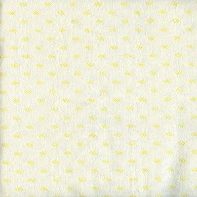 Diamond Yellow White - Endoflinefabrics