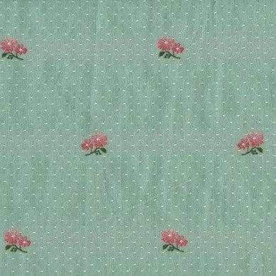 Rosy Posy Sea Glass - Endoflinefabrics