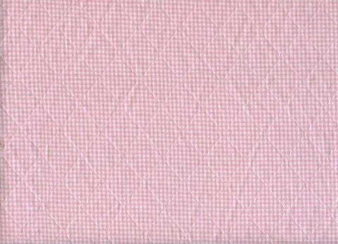 Country Gingham Pink - Endoflinefabrics