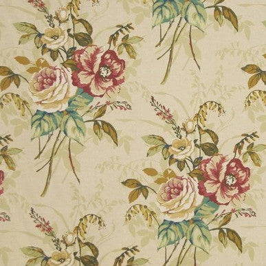 Rose Bouquet - Endoflinefabrics