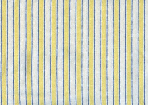 Branford White Blue Yellow - Endoflinefabrics
