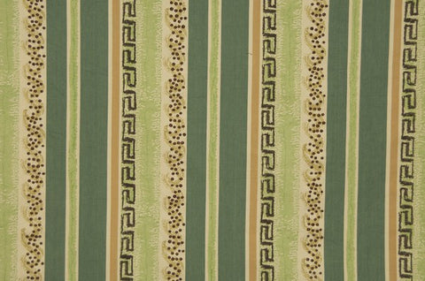 Doral Stripe Green - Endoflinefabrics