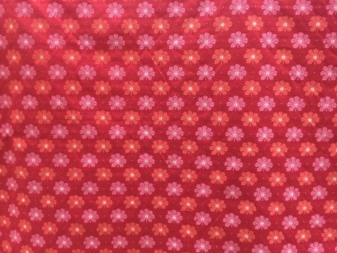 Florencia Weave Red