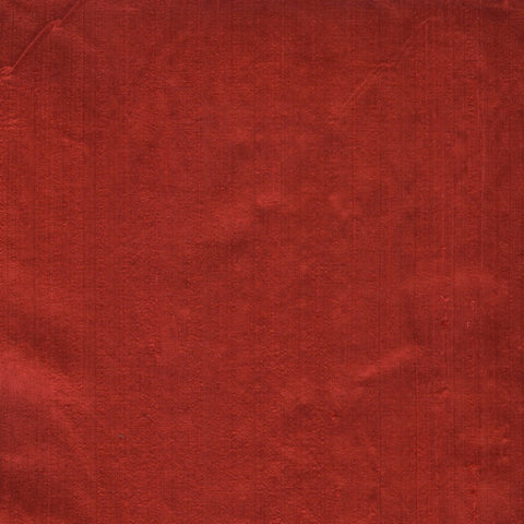 Henry Bertrand - 100% Silk Scarlett Red - 1mt Remnant
