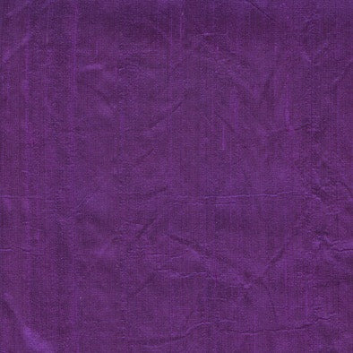 Henry Bertrand - 100% Silk Hot Purple - 2.5mt Remnant
