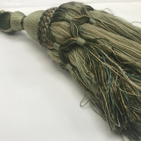 Mixed Green - Single Tieback