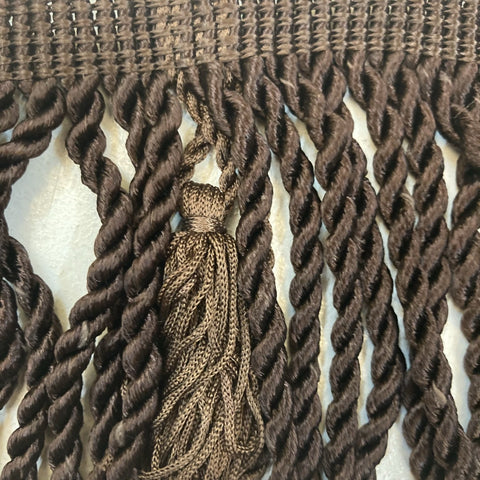 Brown Fringe - 1.25 Meters (1)