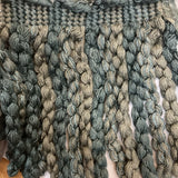 Teal Soft Fringe - 3 Meters (1)
