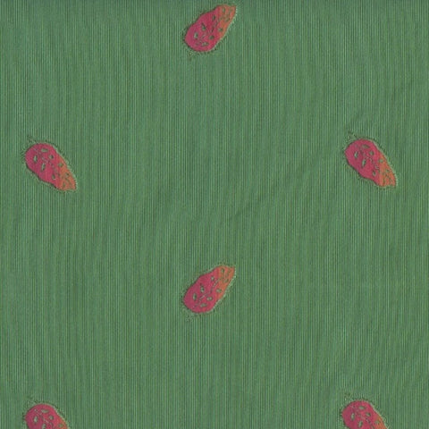 Misia Leaf Green - Endoflinefabrics