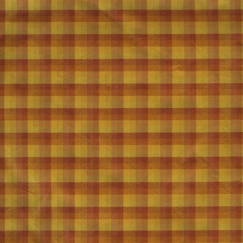 Terracotta Weave Silk - 2mt Remnant