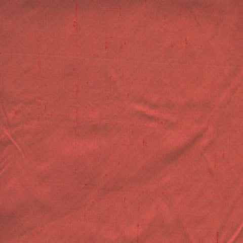 100% Coral Silk - 1.9mt Remnant