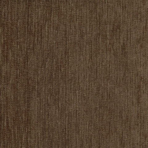 Plain Brown Chenille - 2.3mt Remnant