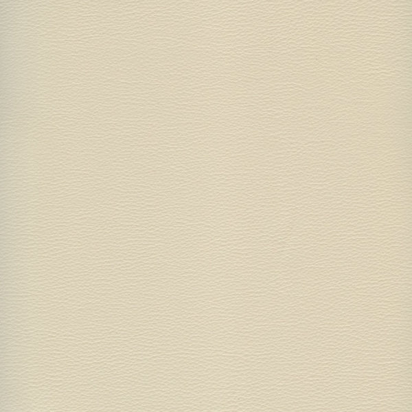 Ivory Leatherette - 1.4mt Remnant