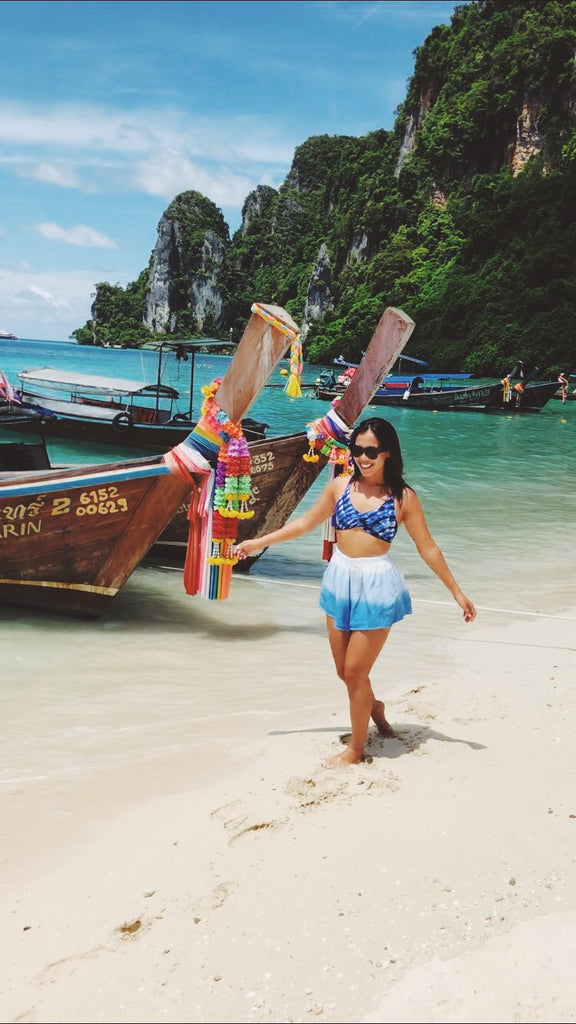 The best boat tour to take to Phi Phi Islands! A review of Simba Sea Trips!