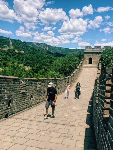 A day in Beijing - Review of Lily's Airport Tour to the Great Wall of China, Tiananmen Square, and Forbidden City.