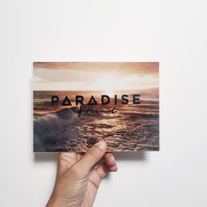 Paradise Found Decal