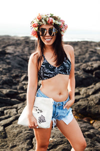 Heartstrings bikini Top by Fused Hawaii