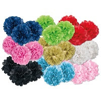 Fluffy Tissue Decorations