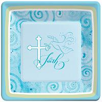 Faithful Dove Blue